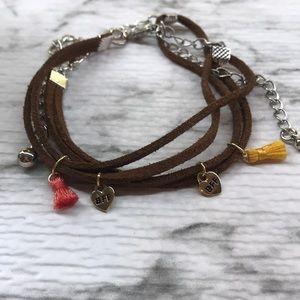 Jewelry - Friendship BFF Charm Bracelets Set !